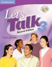 LET´S TALK 3.(ST+CD) (3A.ED)