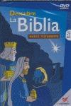 DESCUBRE LA BIBLIA NUEVO TESTAMENTO DVD-VIDEO.