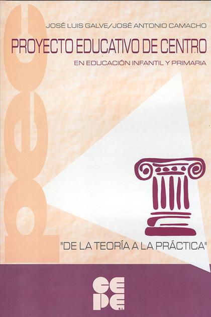 EL PROYECTO EDUCATIVO DE CENTRO