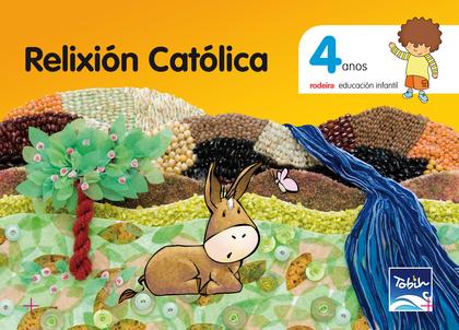 PROXECTO TOBIH, RELIXIÓN CATÓLICA, EDUCACIÓN INFANTIL, 4 ANOS