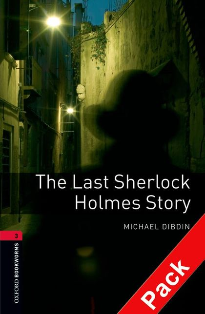 THE LAST SHERLOCK HOLMES OBL 3