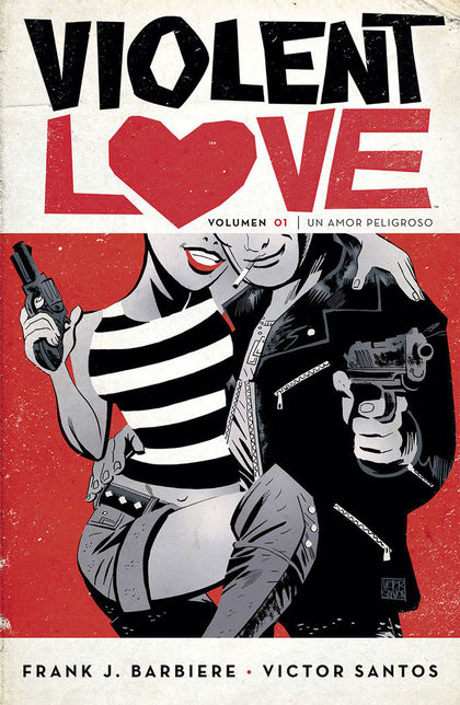 VIOLENT LOVE 01. UN AMOR PELIGROSO