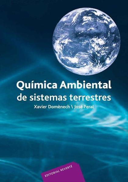 QUÍMICA AMBIENTAL DE  SISTEMAS TERRESTRES (PDF).
