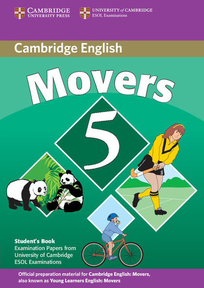 CAMB MOVERS 5 ST