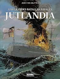 LAS GRANDES BATALLAS NAVALES 2.JUTLANDIA