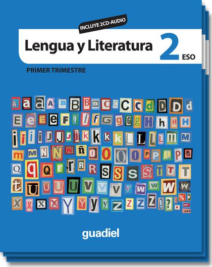 LENGUA Y LITERATURA, 2 ESO (ANDALUCÍA)