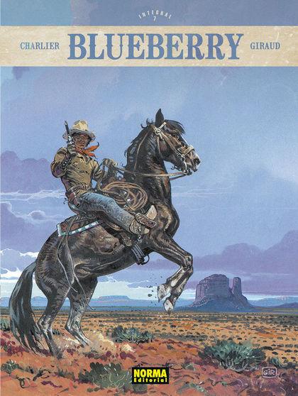 BLUEBERRY. EDICION INTEGRAL 7.