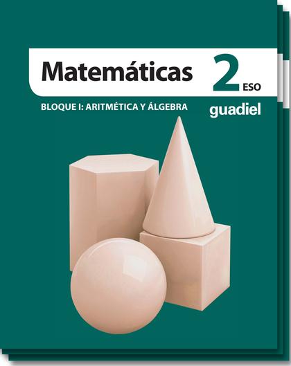 MATEMÁTICAS, 2 ESO (ANDALUCÍA)