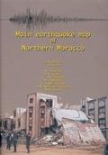 MAIN EARTHQUAKE MAP OF NORTHERN MOROCCO