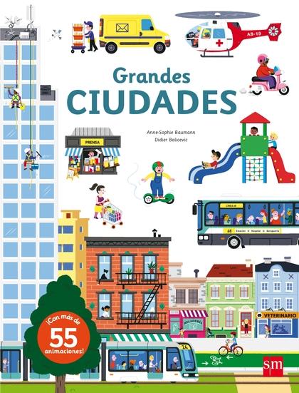 GRANDES CIUDADES.