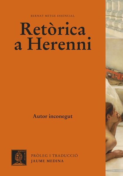 RETÒRICA A HERENNI.