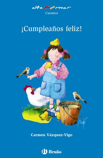 ¡CUMPLEAÑOS FELIZ!.