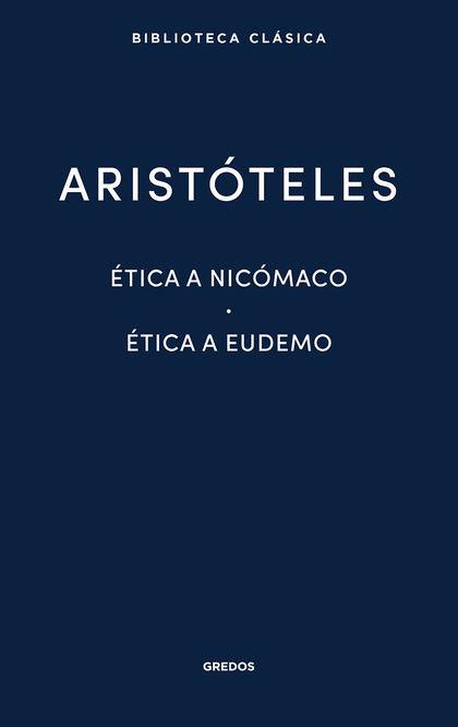 ETICA A NICOMACO ETICA A EUDEMO