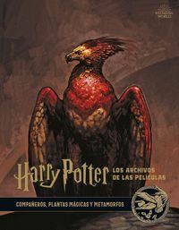 HARRY POTTER: LOS ARCHIVOS DE LAS PELÍCULAS 5. COMPAÑEROS, PLANTAS MAGICAS Y MET