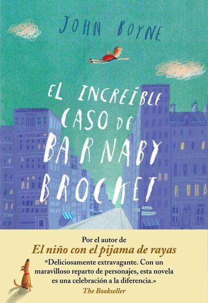EL INCREÍBLE CASO DE BARNABY BROCKET.