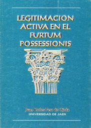 LEGITIMACION ACTIVA FURTUM POSSESSIONIS
