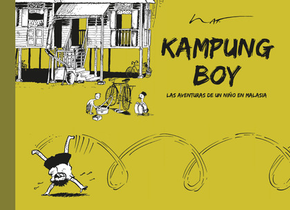KAMPUNG BOY                                                                     LAS AVENTURAS D