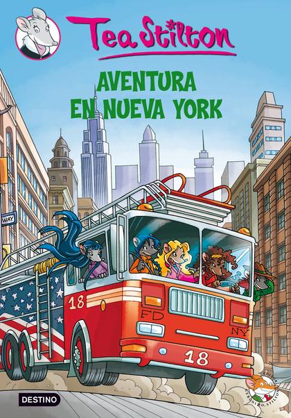 TEA STILTON, AVENTURA EN NUEVA YORK