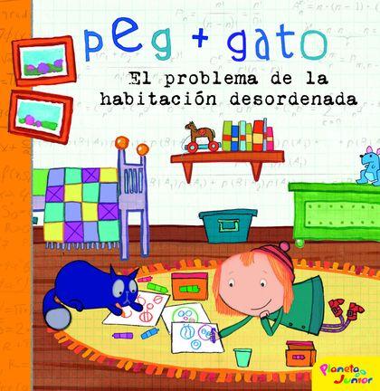 PEG + GATO. CUENTO. EL PROBLEMA DE LA HABITACION D.
