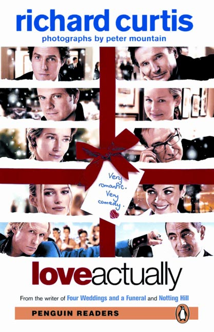 PENGUIN READERS 4: LOVE ACTUALLY BOOK & MP3 PACK