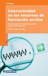 INTERACTIVIDAD EN LOS ENTORNOS DE FORMACIÓN ON-LINE