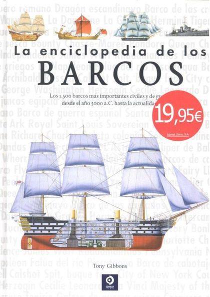 LA ENCICLOPEDIA DE LOS BARCOS.