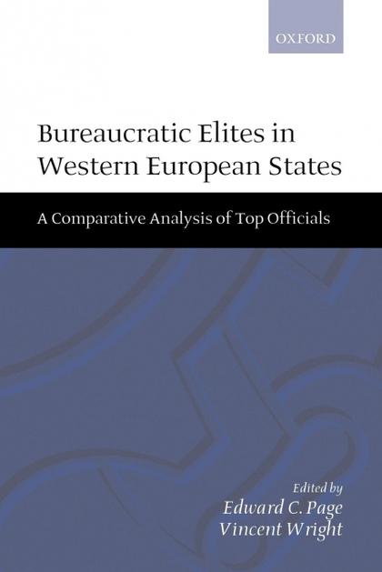 BUREAUCRATIC ELITES IN WESTERN EUROPEAN STATES