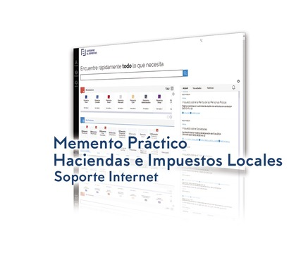 MEMENTO HACIENDAS E IMPUESTOS LOCALES INTERNET 2019.