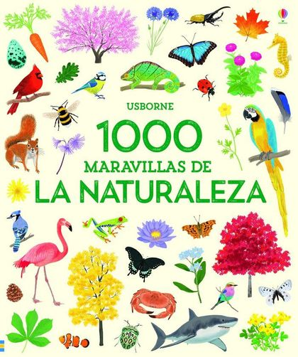 1000 COSAS EN LA NATURALEZA.