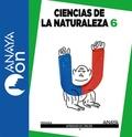 CIENCIAS DE LA NATURALEZA 6. PRIMARIA. ANAYA ON..