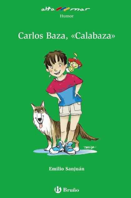 CARLOS BAZA, CALABAZA.