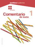 COMENTARIO DE TEXTO, 1 ESO. CUADERNOS