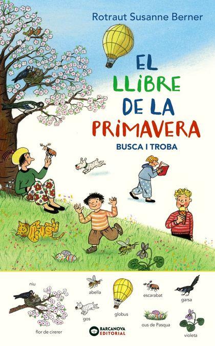 EL LLIBRE DE LA PRIMAVERA. BUSCA I TROBA
