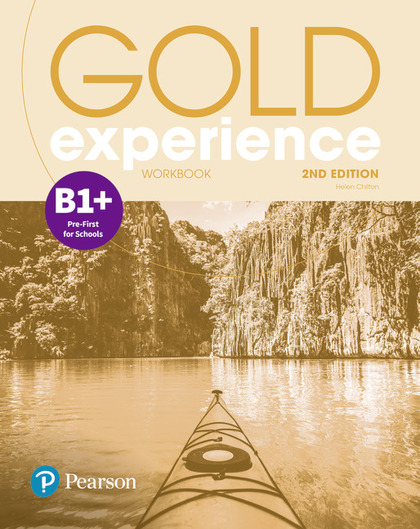 GOLD EXPERIENCE 2ND EDITION B1+ WORKBOOK