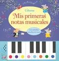 MIS PRIMERAS NOTAS MUSICALES.