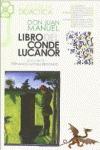 LIBRO CONDE LUCANOR Castalia Didáctica