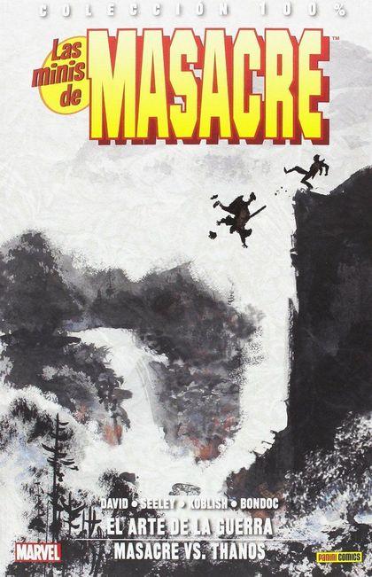 MINIS DE MASACRE: LAS. EL ARTE DE LA GUERRA / VS THANOS
