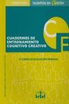 CUADERNO DE ENTRENAMIENTO COGNITIVO-CREATIVO, 6 EDUCACIÓN PRIMARIA