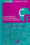 CUADERNO DE ENTRENAMIENTO COGNITIVO-CREATIVO, 5 EDUCACIÓN PRIMARIA