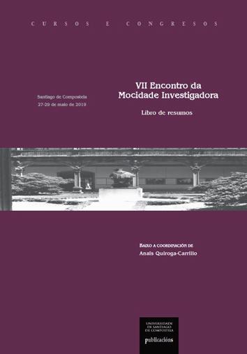 VII ENCONTRO DA MOCIDADE INVESTIGADORA. LIBRO DE RESUMOS