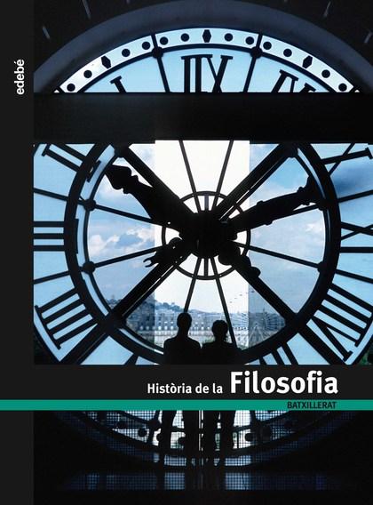 HISTÒRIA DE LA FILOSOFIA, BATXILLERAT