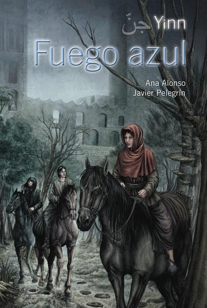 YINN. FUEGO AZUL.