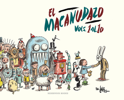 EL MACANUDAZO. VOLS. 1 AL 10