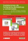 INSTALACIONES DE FONTANERÍA DOMÉSTICAS Y COMERCIALES