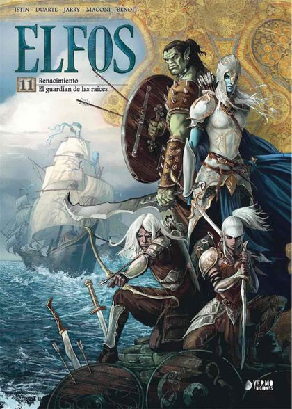 ELFOS 11. RENACIMIENTO / EL GUARDIAN DE LAS RAICES