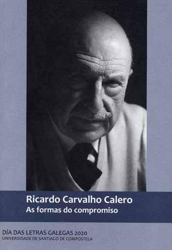 DLG48. LETRAS GALEGAS 2020. RICARDO CARVALHO CALERO. AS FOR