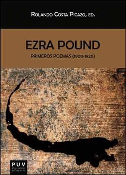 EZRA POUND : PRIMEROS POEMAS, 1908-1920