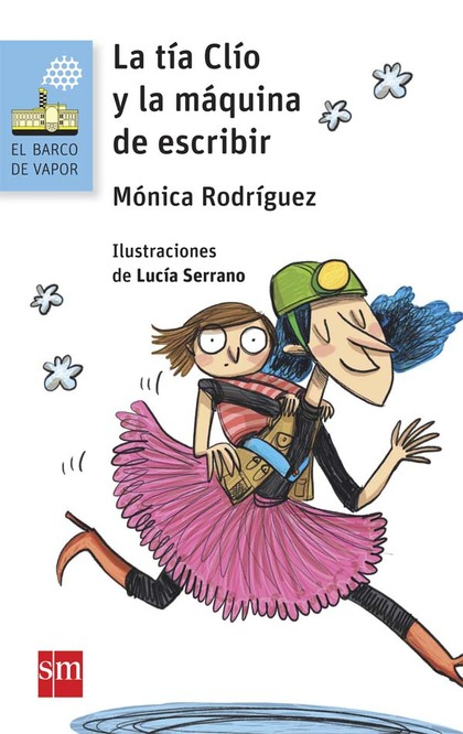 LA TÍA CLIO Y LA MÁQUINA ESCRIBIR (EBOOK-EPUB).