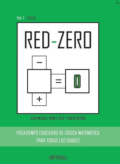 RED ZERO. PASATIEMPO EDUCATIVO DE LÓGICA MATEMÁTICA PARA TODAS LAS EDADES.