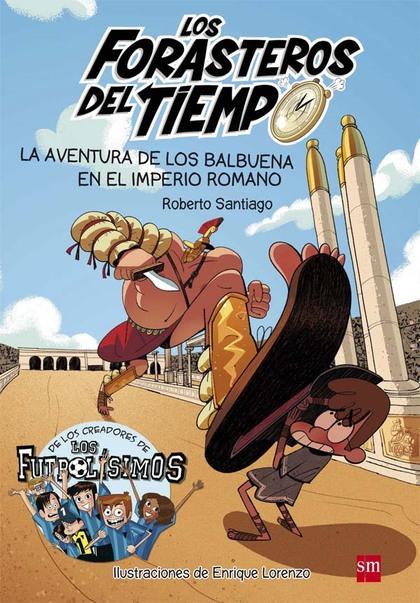 LA AVENTURA DE LOS BALBUENA EN EL IMPERIO ROMANO  (EBOOK-EPUB)